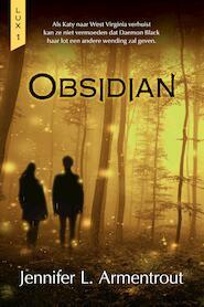 Obsidian - Jennifer L. Armentrout (ISBN 9789401913706)