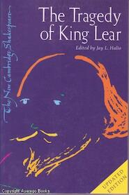 Tragedy of King Lear - William Shakespeare (ISBN 9780521612630)
