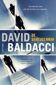 De geheugenman - David Baldacci (ISBN 9789400504462)