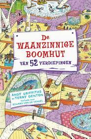 De waanzinnige boomhut met 52 verdiepingen (E-boek - ePub formaat) - Andy Griffiths (ISBN 9789401427548)