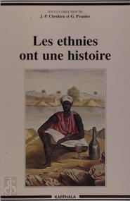 Les ethnies ont une histoire - Unknown (ISBN 9782845863897)