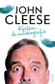 Kortom de autobiografie - John Cleese (ISBN 9789044623925)