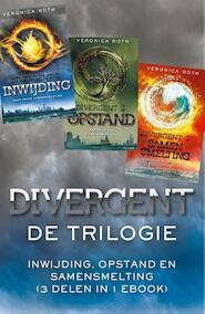 Divergent, de trilogie - Veronica Roth (ISBN 9789000334964)