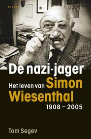 De nazi-jager - Tom Segev (ISBN 9789460032134)