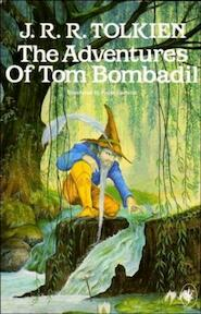 The Adventures of Tom Bombadil and other verses from The Red Book - John Ronald Reuel Tolkien, Roger Garland (ISBN 9780044407270)