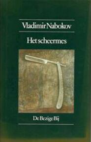 Het scheermes - Vladimir Nabokov (ISBN 9789023432081)