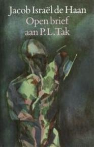Open brief aan P.L. Tak - Jacob Israël de Haan (ISBN 9789065211408)
