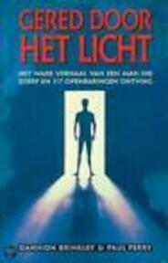 Gered door het licht - D. Brinkley, P. Perry (ISBN 9789057951800)