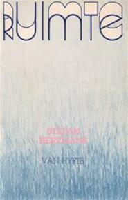 Ruimte - Stefan Hertmans (ISBN 9789064875236)