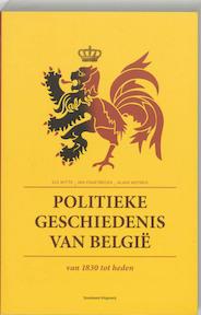 Politieke geschiedenis van Belgie - Els Witte, Jan Craeybeckx, Alain Meynen (ISBN 9789002219375)