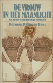 Vrouw in het maanlicht e.a. zonderl.verh. - Boer (ISBN 9789010017932)