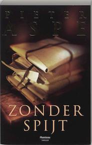 Zonder Spijt - Pieter Aspe (ISBN 9789022319642)