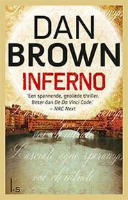 Inferno - Dan Brown (ISBN 9789021015507)