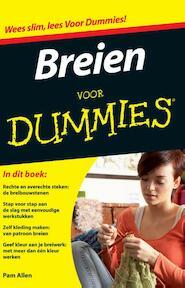 Breien voor Dummies - Pam Allen (ISBN 9789043026680)