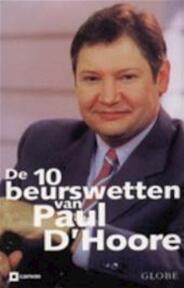 De 10 beurswetten van Paul D'hoore - P. D'hoore (ISBN 9789054667612)