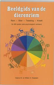 Beeldgids van de dierenriem / Ram Stier-Tweelingen-Kreeft - H. Koppejan (ISBN 9789020216738)
