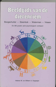 Beeldgids van de dierenriem / Boogschutter-Steenbok-Waterman-Vissen - H. Koppejan (ISBN 9789020216721)