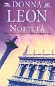 Nobilta - Donna M. Leon (ISBN 9789022529157)