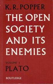 The open society and its enemies - Karl Raimund Popper, Sir Karl Raimund Popper (ISBN 9780710046253)