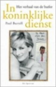 In koninklijke dienst - Paul Burrell, Amy Bais, Edith Vroon (ISBN 9789027494757)