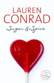 Sugar and spice / 3 L.A.Candy - Lauren Conrad (ISBN 9789020679564)