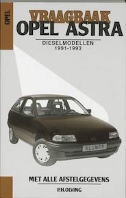 Vraagbaak Opel Astra (ISBN 9789020128253)