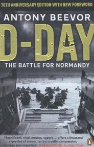 D-Day - Antony Beevor (ISBN 9780241968970)