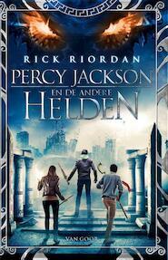 Percy Jackson en de andere helden - Rick Riordan (ISBN 9789000346738)