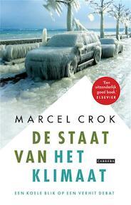 De staat van het klimaat - Marcel Crok (ISBN 9789048809844)