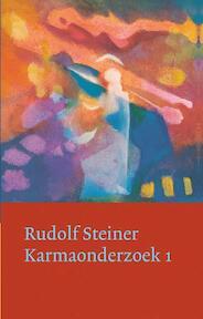 Karmaonderzoek I werken en voordrachten - Rudolf Steiner (ISBN 9789060385173)