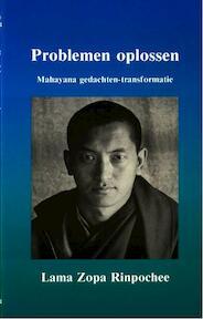 Problemen oplossen - Lama Zopa Rinpochee (ISBN 9789071886041)