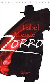 Zorro - Isabel. Allende (ISBN 9789028421028)