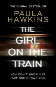 Girl On The Train EXPORT - Paula Hawkins (ISBN 9781784161101)