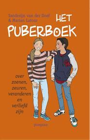 Puberboek - Sanderijn van der Doef (ISBN 9789021676104)