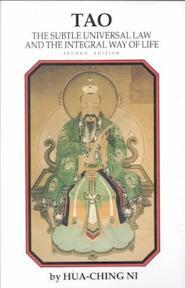Tao - Hua Ching Ni (ISBN 9780937064658)