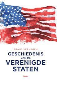 Geschiedenis van de Verenigde Staten - Frans Verhagen (ISBN 9789058758149)