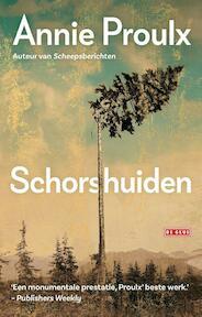 Schorshuiden - Annie Proulx (ISBN 9789044536805)