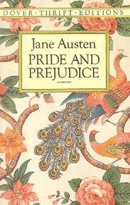 Pride and Prejudice - Jane Austen (ISBN 9780486284736)