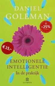 Emotionele intelligentie in de praktijk - D. Goleman (ISBN 9789046700952)