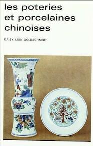 Les poteries et porcelains chinoises