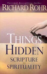 Things Hidden - Richard Rohr (ISBN 9780867166590)