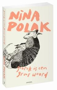 Gebrek is een groot woord - Nina Polak (ISBN 9789044629866)