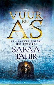 Een fakkel tegen het duister - Sabaa Tahir (ISBN 9789024574766)