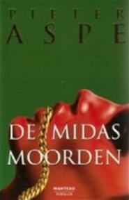 De Midasmoorden - Pieter Aspe (ISBN 9789060914199)