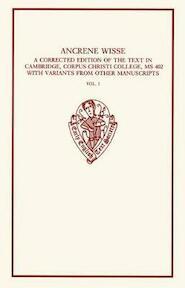 Ancrene Wisse - Richard E. J.; Dance Dobson (ISBN 9780197223284)