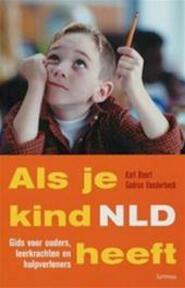 Mijn kind heeft NLD - K. Baert (ISBN 9789020961805)
