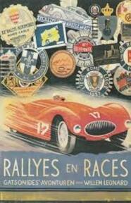 Rallyes en races - Leonard (ISBN 9789075145014)