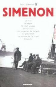 Tout Simenon 9 - Georges Simenon (ISBN 9782258060500)