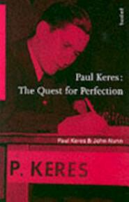 Paul Keres - Paul Keres, John Nunn (ISBN 9780713480627)