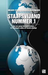 Staatsvijand nummer 1 - Jolger Marcel / Stark Rosenbach (ISBN 9789048809691)